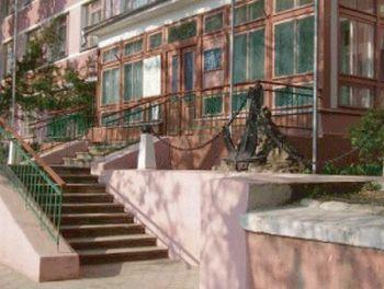 Білгород-Дністровський морський рибопромисловий технікум
