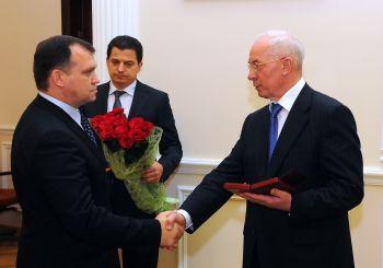 Колектив Держрибагентства України вітає Дроника Віктора Сергійовича з нагородженням орденом «За заслуги» ІІІ ступеня.