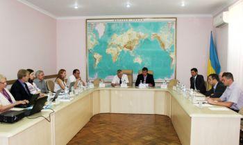 Робочий семінар  «Ідентифікація та формулювання субрегіонального проекту посилення наукового, технічного та відомчого співробітництва для підтримки відповідального рибальства в Чорному морі»