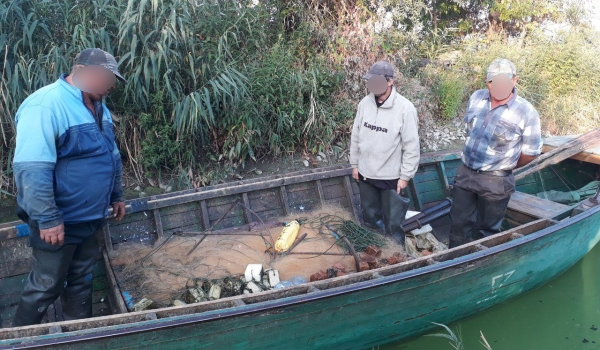 За тиждень виявлено 95 порушень зі збитками понад 80 тис. грн, - Дніпропетровський рибоохоронний патруль