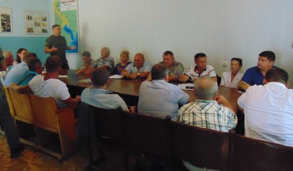 Управління Держрибагентства в Одеській області провело нараду з користувачами