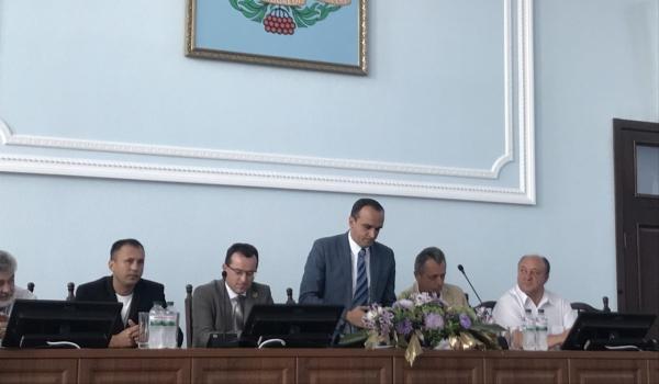 Заступник Голови Держрибагентства Андрій Кравченко привітав студентів НУБіПу з Днем знань
