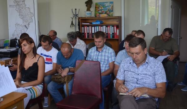 В Одесі пройшов семінар з питань державної служби
