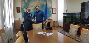 Держрибагентство та Запорізька ОДА підписали Меморандум про співпрацю