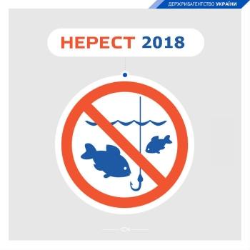 В 21 області України стартувала нерестова заборона