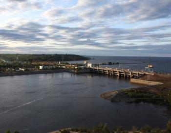 Держрибагентство інформує про ситуацію з рівнем води на Київському водосховищі