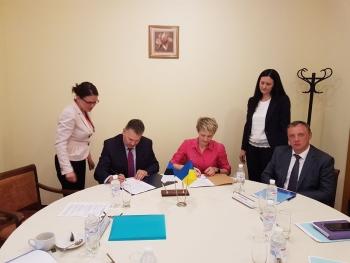 Україна та Естонська Республіка посилять співпрацю у сфері рибного господарства, - Ярослав Бєлов