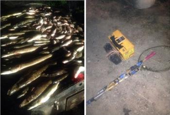 Протягом одного дня зафіксовано порушень на суму майже 42 тис. грн, - Чернігівський рибоохоронний патруль
