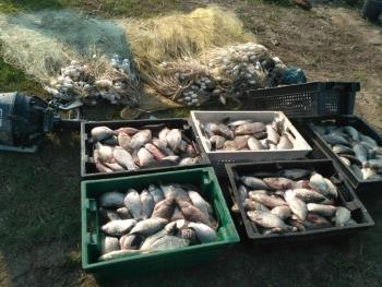 З початку року завдано збитків на 1,2 млн грн, - Чорноморський рибоохоронний патруль