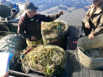 На Київському водосховищі зафіксовано порушення на 45 тис. грн збитків,- Київський рибоохоронний патруль
