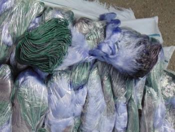 Одеський рибоохоронний патруль вилучив з незаконного обігу 10 км сіток