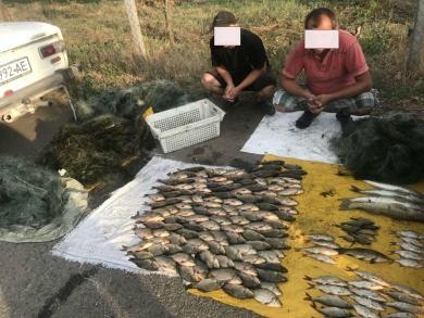 Виявлено 297 порушень правил рибальства, - Дніпропетровський рибоохоронний патруль