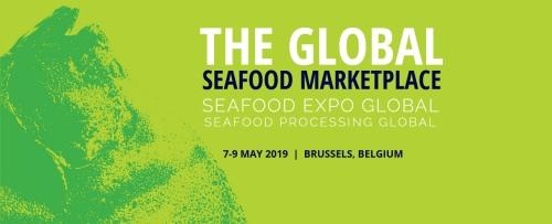 Держрибагентство інформує про проведення Міжнародної виставки морепродуктів та їх переробки у Брюсселі