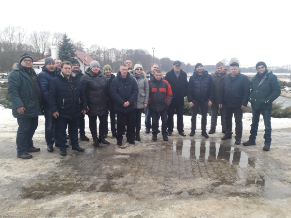 Українці переймають досвід аквакультури Польщі, - Держрибагентство