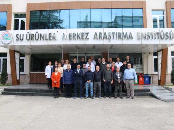 Держрибагентство взяло участь в семінарі з визначення віку окремих видів морської фауни Чорного моря