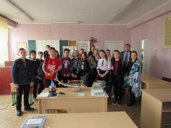 БУ ''МТЦ з аквакультури'' провела лекції для київських школярів з питань аквакультури