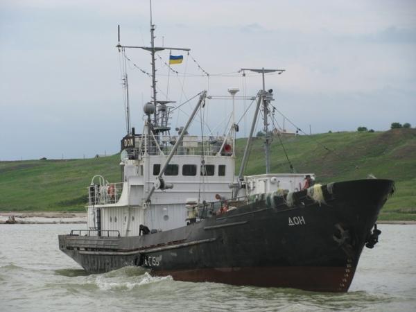 З 1 квітня Держрибагентство проводитиме чергові технічні огляди суден флоту рибної промисловості України