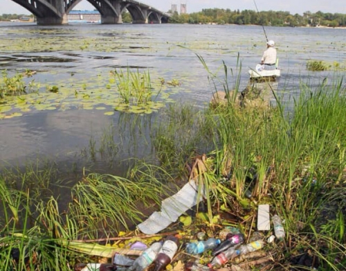 Держрибагентством ініційовано всеукраїнську акцію ''Чисті водойми - екологічно здорова країна''