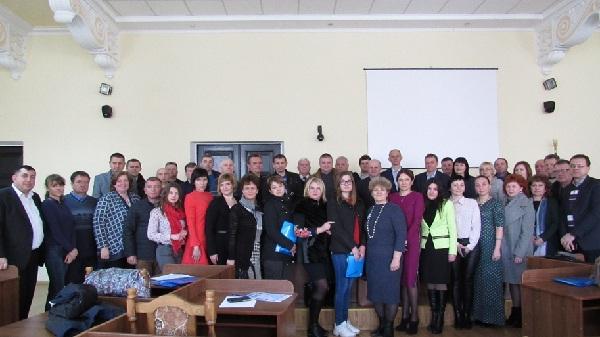 Експерти та науковці обмінялися досвідом щодо створення конкурентноспроможної української аквакультури