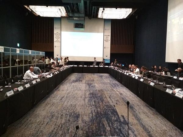 У Південній Кореї обговорили важливість функціонування Глобального реєстру суден