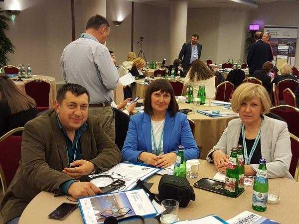 Представники Держрибагентства взяли участь в міжнародній регіональній конференції ''Аквакультура сьогодні та завтра. Розкриття потенціалу''