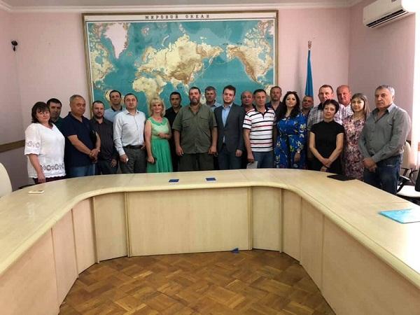 Обрано новий склад Громадської ради при Держрибагентстві