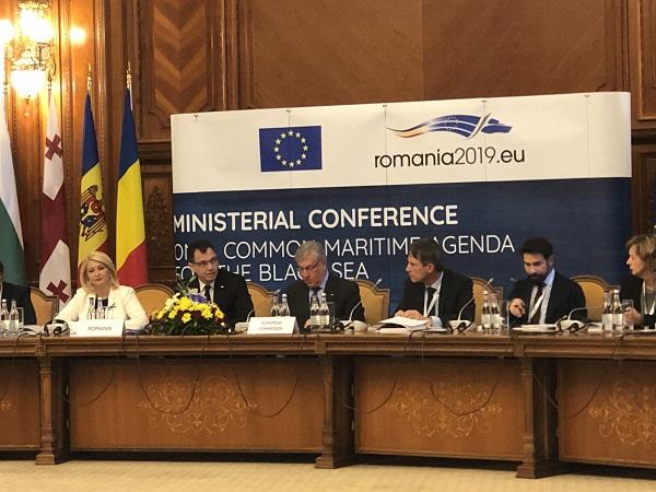 В Румунії обговорили шляхи вирішення найважливіших проблем Чорного моря