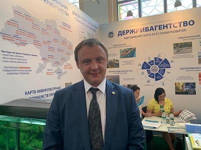 На території Національного комплексу ''Експоцентр України'' триває виставка ''Агро-2019''