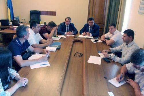 Голова Держрибагентства та представники КОДА обговорили проблемні питання садкових рибницьких господарств