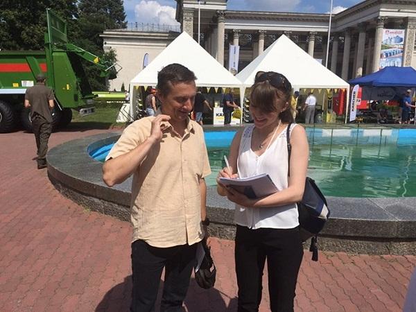 Фахівці БУ ''МТЦ з аквакультури'' провели дослідження соціального сприйняття аквакультури в Україні