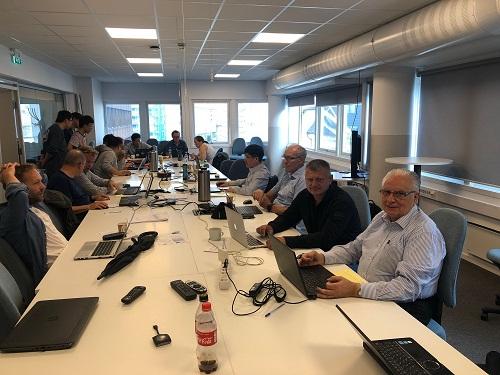 Фахівці ІРЕМ взяли участь в обговорені методик обробки даних та оцінок запасу антарктичного криля