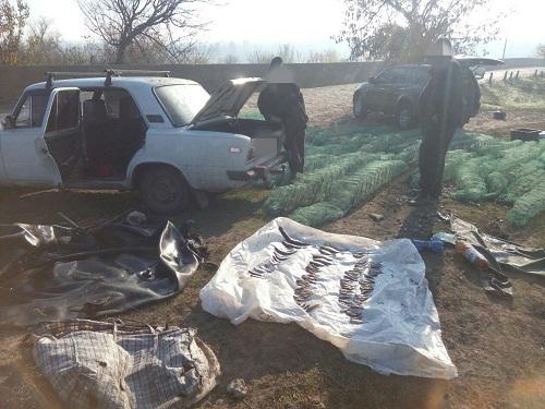 На річці Саксагань викрито порушників, які завдали понад 24 тис. грн збитків, - рибоохоронний патруль Дніпропетровщини
