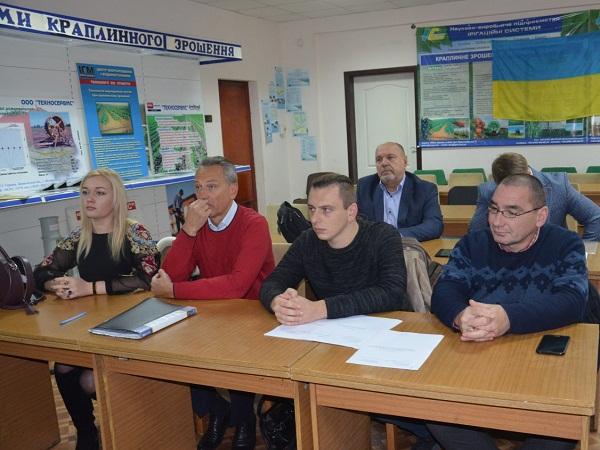 В Одесі пройшло засідання секції промислового рибальства у басейні Чорного моря