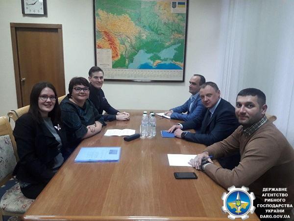 Представники України та Естонії обговорили двостороннє співробітництво у галузі рибного господарства