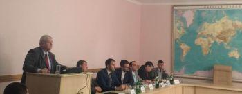 Представники рибних господарств України та Естонії обговорили перспективи  запровадження  естонських практик в Україні