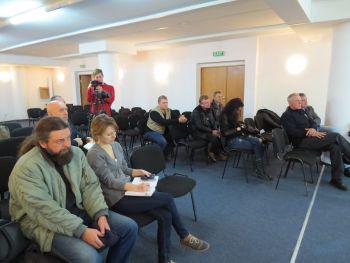 Держрибагентство та громадськість обговорили  проект постанови «Про порядок здійснення любительського та спортивного рибальства»