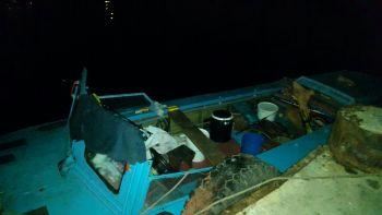 Західно-Чорноморська рибоохорона затримала 5 катерів з браконьєрами-аматорами на борту