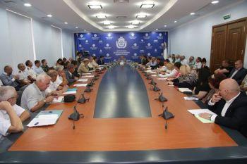 Держрибагентство і Херсонська ОДА провели спільну нараду з користувачами