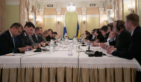Держрибагентство взяло участь у Сьомому засіданні Міжурядової українсько-фінляндської комісії