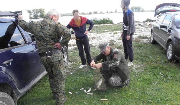 45 порушень зі збитками у розмірі 21 тис. грн, - результат роботи Львівського рибоохоронного патруля за два дні