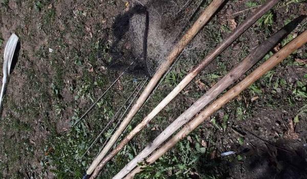 Збитки у розмірі понад 22 тис. грн та 45 кг конфіскованої риби, - результат тижневої роботи рибоохоронців Тернопільщини