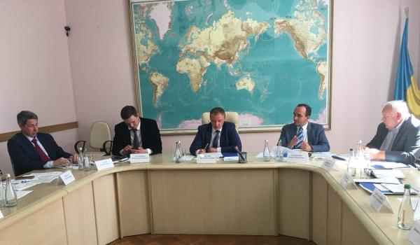 За підсумками засідання колегії прийнято важливі рішення,- Держрибагентство