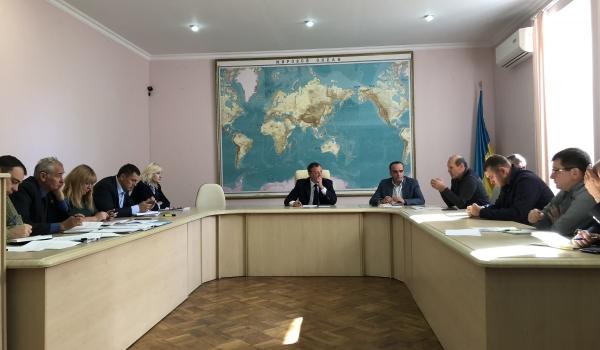 У Держрибагентстві обговорили питання організації та регулювання рибальства в Азовському морі