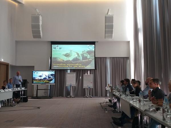 Разом з ФАО напрацьовано комплекс рекомендацій щодо сталого розвитку аквакультури