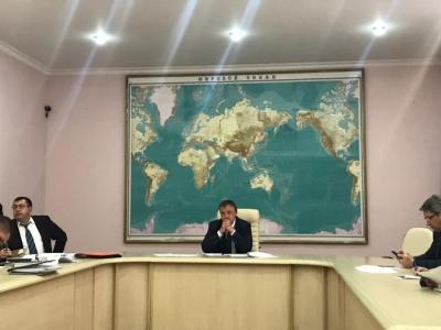 Ярослав Бєлов провів нараду із суб'єктами аквакультури