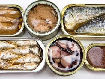 Сума експорту української готової риби зросла на 23%