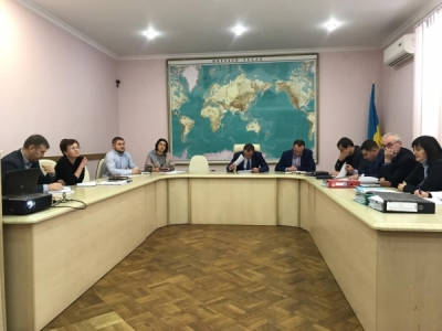 В Держрибагентстві відбулася нарада з керівниками територіальних управлінь відомства