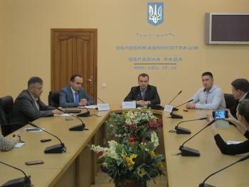 Керівника Черкаського рибоохоронного патруля представили в ОДА