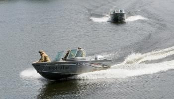 Запуск рибоохоронного патруля в Україні: патрульних шукають у 6 управліннях, а начальників управління – у 7