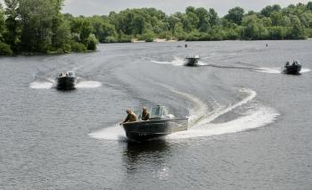 Держрибагентством почнеться конкурсний відбір керівників рибоохоронного патруля